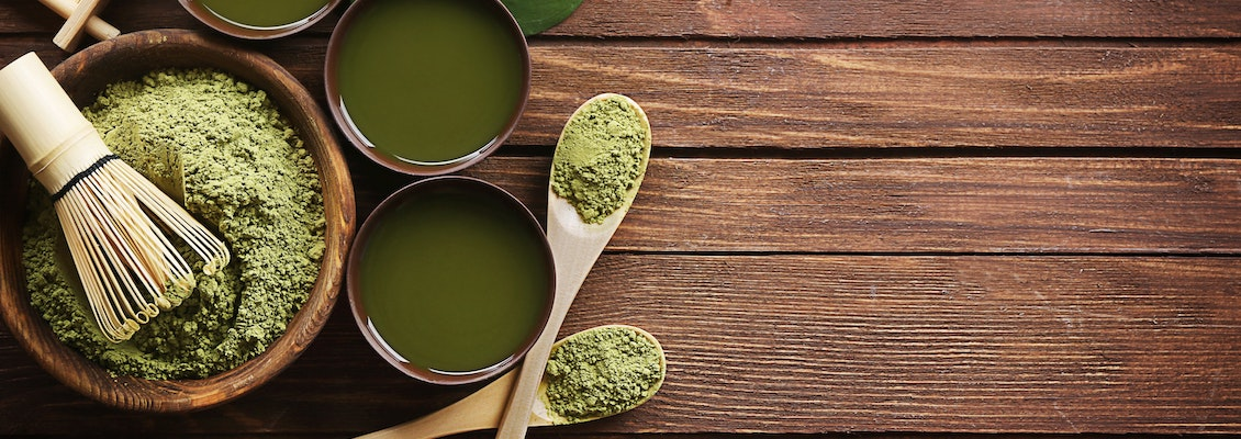 Wat is Matcha thee