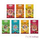 Assorti Alle Chakras Thee (7 stuks)