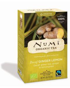 Decaf Ginger Lemon