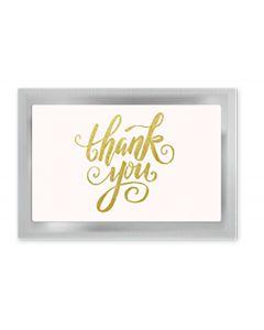 "Theekaart ""Thank You"""