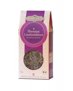Thymian Lindenbluten