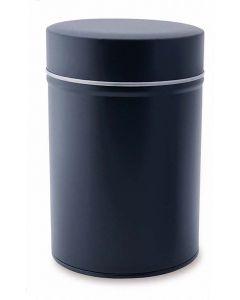 Thee bewaarblik Zwart 100 gram