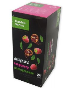 Delightful Raspberry & Pomegranate