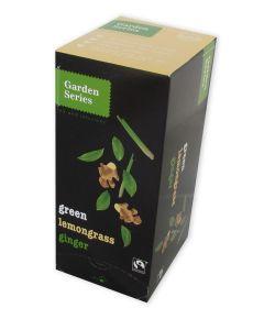 Green Lemongrass Ginger