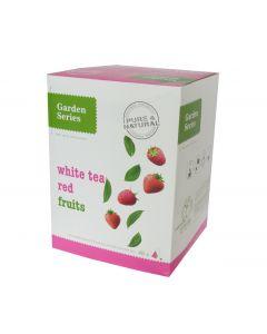 Box 48x White tea Red Fruits