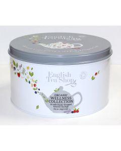 Rond cadeaublik - Wellness Tea
