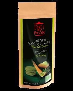 Japanse Matcha groene thee om mee te koken
