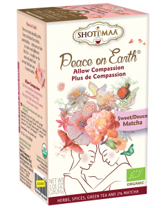 Allow Compassion - Sweet Matcha