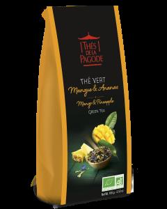 Mango-Ananas thee