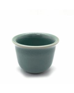 Theekopje Celadon blauw