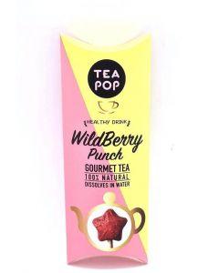 Tea on a Stick - vruchtenthee wildberry punch