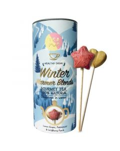 Tea Pop - winter warmer blends (6 stuks)