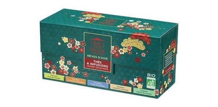 Kerst collectie thee