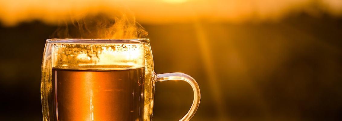 Theeglazen - glas voor thee